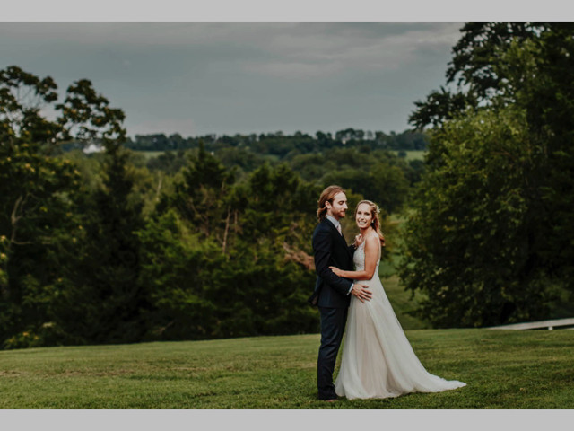 Sam and Hannah's Wedding in Waterford, Virginia 1