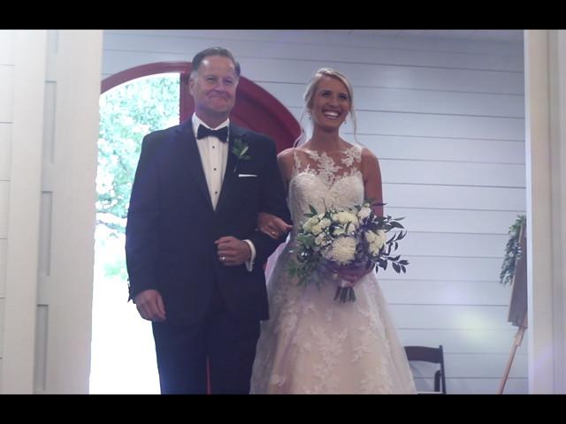 425f4326828 Megan   Jay Rustic Summer Wedding in Houston