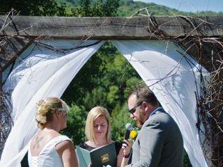Meghan Ferguson Wedding Officiant 4