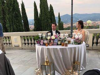 Al fresco Wedding 7