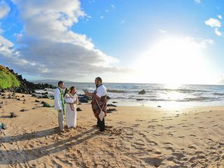 Hawaiian Island Weddings 5