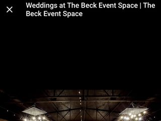 Beck Event Space 1