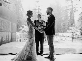 Wine Country Wedding Officiant 2