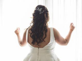 Paper Dolls Wedding Hair & Makeup 1