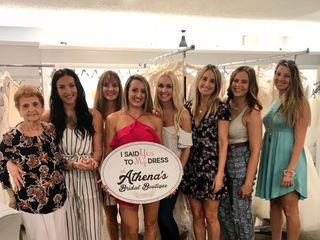 Athena's Bridal Boutique 4