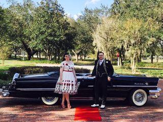 VIP Wedding Transportation 6