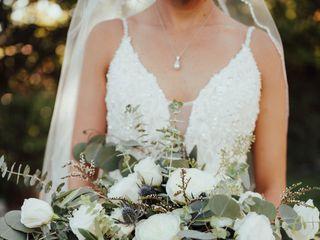 a love story... floral design 7