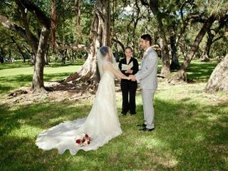 Barefoot To Elegant Wedding Officiants of South and Central Florida 2
