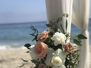 Los Angeles Beach Weddings 5