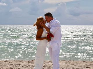 Barefoot To Elegant Wedding Officiants of South and Central Florida 6