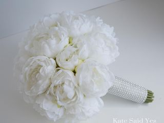 Kate Said Yes Wedding Accessories 1