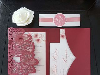 RedCarpet Wedding & Special Events Invitations 5