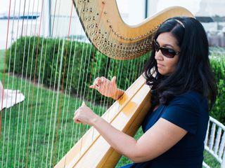 Harpist Lizary Rodriguez 7