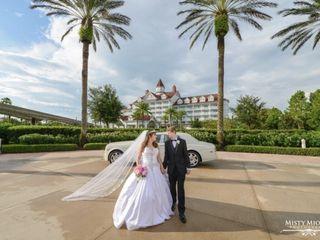 Orlando Wedding Cars 7