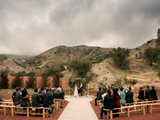 Weddings at Reptacular Animals Ranch in the Forest 1