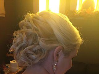 Hair & Makeup by MaRissa & The Elegance Salon Team 3