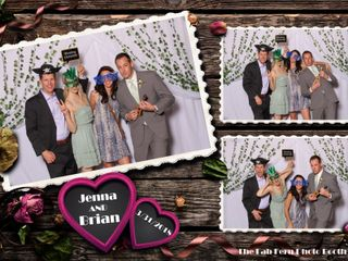 The Fab Fern Photo Booth 5