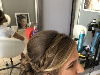 Casa Salon Bridal Hair and Airbrush Makeup 6