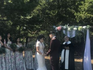 Rev Ron Weddings of North Carolina 1