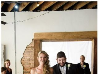 Danielle M Baker- The Wedding Lady- Award Winning Wedding Officiant and Minister 2