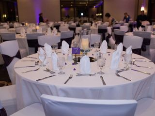 All Occasions Linen and Chair Cover Rentals 6