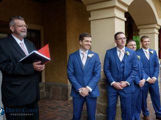 Wedding Officiant Gerry Sorensen 2