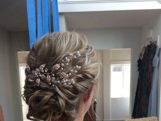 Wedding Hair by Jillian Rae 3