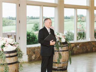 Ron Petrella, Wedding Officiant 3