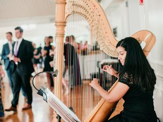 Harpist Lizary Rodriguez 5