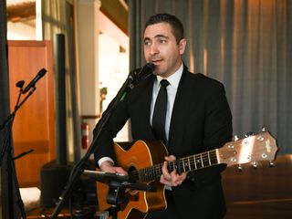 Connecticut Wedding Singer - John Ciambriello 1