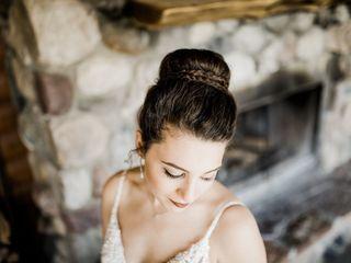 Beautiful Beginnings: Hair by Desiree 6