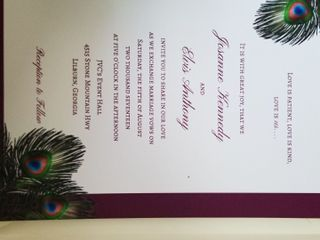 Ann Green Invitations 1
