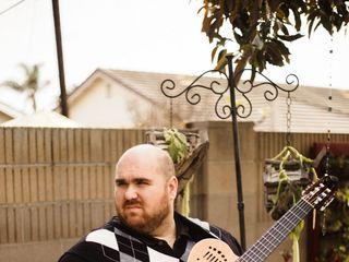 Donovan Raitt, Classical and Jazz Guitarist 2