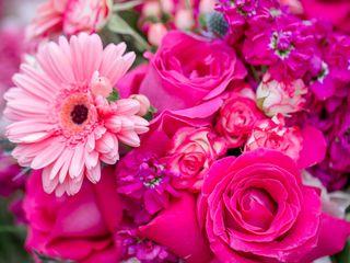 Vintage Floral Design 3