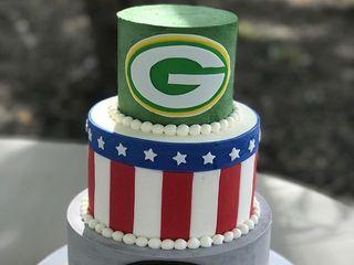Greg Marsh Designer Cakes 6