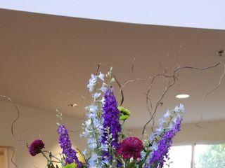 Garden Gate Flowers 5