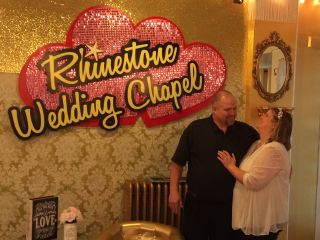 The Rhinestone Wedding Chapel 7