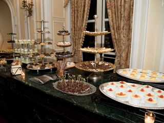 Oheka Castle's Executive Pastry Chef Daniel Andreotti  2