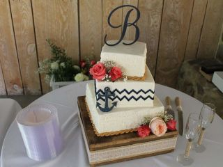 Embree House Wedding Cakes 3