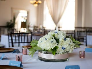 Aime Peterson Flowers and Event Design Studios 1