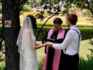 Raleigh Wedding Minister 3