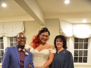 Beautiful Wedding Ceremonies by Justice Carol 2