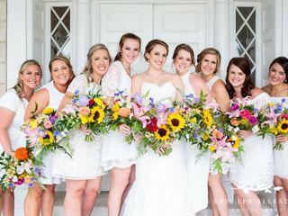 B-Golden Weddings & Events 4