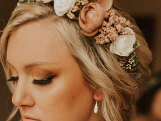 Megan Pirrocco Bridal Hair 2