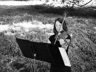 Jennifer Johnson Wedding Violinist 4