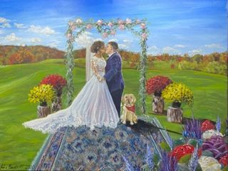 Event Painting by Julie 1