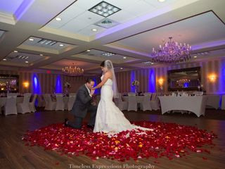 Sterling Ballroom at the DoubleTree by Hilton Tinton Falls - Eatontown 6