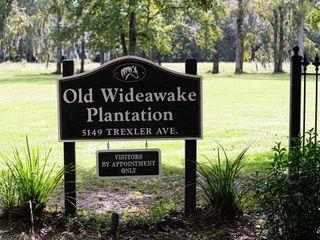 Old Wide Awake Plantation 1