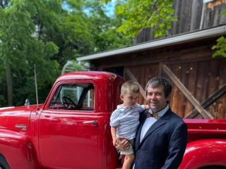 The Old Red Truck 4