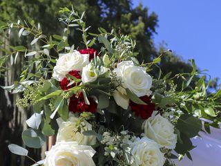 Lavender & Lace Wedding Florist 3